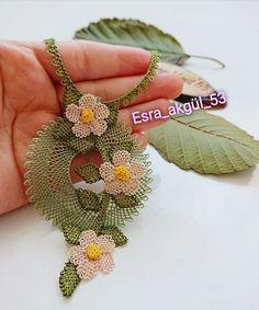 Alıntı Needle Lace, Bobbin Lace, Lace Jewelry, Labor, Crochet Fashion, Irish Crochet, Crochet Projects, Hand Embroidery, Stitch Patterns