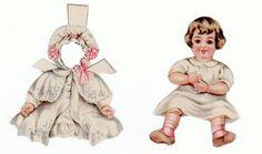 Betty Bonnet's Dearest Dolls, 1916   Paper