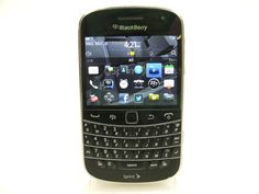 One of The Best Among QWERTY Phones: Blackberry Bold 9930, Sprint