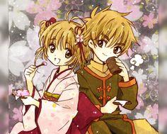 animuze: Sakura and Syaoran by Bukiko