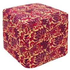 Whisper decorative pouf | Overstock.com Shopping - Top Rated DD Ottomans