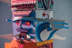 Paper Totem 03