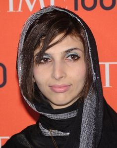 """Meet the extraordinary Roya Mahboob. She is the first female IT CEO in Afghanistan, a place where gender discrimination is a way of life. She founded Afghan Citadel Software Company. She's currently the CEO of Women's Annex, a non-profit that seeks to give Afghan women a platform to express their artistic side. """"I hope that all women in Afghanistan one day can be financially independent and have equal rights"""". Roya Mahboob http://www.thextraordinary.org/roya-mahboob"""
