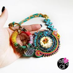 Ve la ricordate? Tra le ultime collane soutache che ho fatto è una delle mie preferite perché ha tutti i colori dell'arcobaleno!   Mi sono decisa a metterla in vendita: http://ift.tt/2grl4fa . . . #archidee #becreative #bepositive #rainbow #arcobaleno #handpainted #handmade #supporthandmade #soutache #soutachejewelry #soutachemania #soutachenecklace #soutaches #fashion #fashionjewelry #instafashion #fashiongram #instajewelry #jewelrygram #jewelrytrends #jewelryblogger #jewelrydesigner…