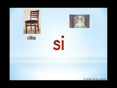 # 3 Sílabas sa se si so su - Syllables with S - YouTube