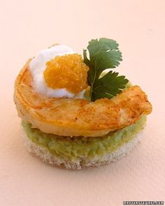 "See the ""Spicy Shrimp and Avocado"" in our Bridal Shower Foods, Recipes, and Menu Ideas gallery"
