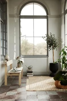 Ferm Living Hourglass Plant Pot