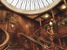 The Titanic Musuem is actually quite haunted. As the museum has artifacts from the actual Titanic Ship.