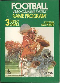 Football (Box)...I played this.