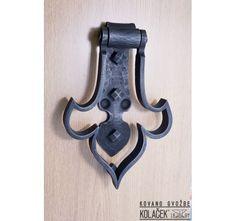 vintage decorative brass door knocker made in italy brass door