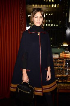 """Alexa Chung beim Tommy Hilfiger """"30th Anniversary Cocktail"""" in New York"""