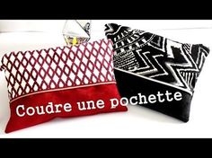 Coudre le lunch bag Elsa / Sew a lunch bag Elsa Pochette Diy, Pop Couture, Wie Macht Man, Creation Couture, Gifts For Photographers, Simple Bags, Girly, Creative Gifts, Lingerie