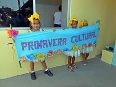 Centro Municipal de Educação Infantil Nossa Senhora das Graças - Creche da Polícia Militar: Desfile da Primavera encerra a comemoração da Semana da Criança