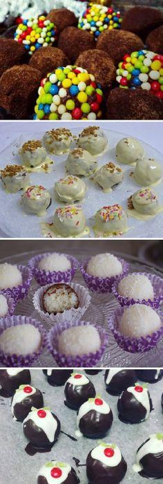 Son especiales y me parece perfecta las 5 mejores trufas del mundo. #oreo #delicious #trufas #chantilly #leche #polvo #crema #yogurt #comohacer #receta #recipe #casero #torta #tartas #pastel #nestlecocina #bizcocho #bizcochuelo #tasty #cocina #chocolate #pan #panes Si te gusta dinos HOLA y dale a Me Gusta MIREN…