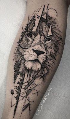 Lion Head Tattoos, Mens Lion Tattoo, Leg Tattoo Men, Wolf Tattoos, Forearm Tattoos, Animal Tattoos, Body Art Tattoos, Hand Tattoos, Female Tattoos