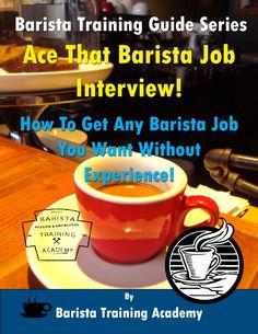 Barista Training Food Handler's Permit Course