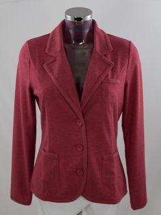 Sweat-Blazer Gerry Weber 730009-15001-630100 Blazer, Jackets, Shopping, Fashion, Down Jackets, Moda, Blazers, Jacket, Fasion