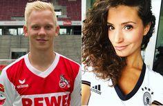 Glückwunsch!Nadine Menz und Sascha Bigalkehaben sich verlobt.