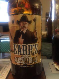 Earp's Sarsaparilla Root Beer 7/10