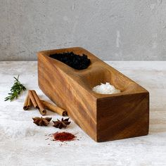 Spice Block by Domestic Aesthetic