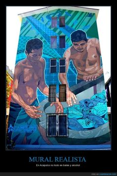 No nos dejemos llevar por los estereotipos - En Acapulco no todo es balas y alcohol   Gracias a http://www.cuantarazon.com/   Si quieres leer la noticia completa visita: http://www.estoy-aburrido.com/no-nos-dejemos-llevar-por-los-estereotipos-en-acapulco-no-todo-es-balas-y-alcohol/