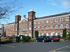 Cumbria - The University of Cumbria's Fusehill Campus in Carlisle