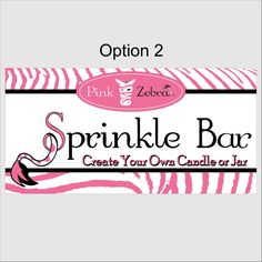 Personalized banner with the Pink Zebra logo makes a great presentation. Durable banner will last for many uses. Metal grommets for easy hanging. Good for using anytime you need a professional display.   SIZE: 2 X 4