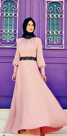 """Medine Tesettür"" Hijab Dress."