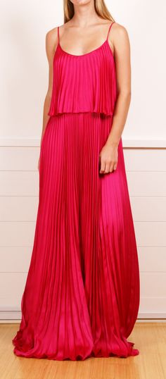 Halston Heritage Dress - I want this on my body.