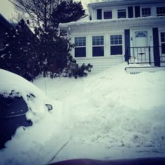 """""""LOOK at all the snow! @rethinkchurch @umcrethinkchurch #rethinkchurch #40days #snowpocalypse"""""""