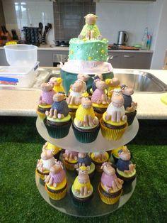 Where is the Green Sheep cake
