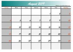 This time we give you 5 August 2019 calendar designs in the 2 most searched formats, jpg and calendar images in pdf format. The design of this calendar we made for you will hopefully be useful for you August Calendar, Blank Calendar, Printable Designs, Printables, Calendar Design, One Design, Social Media, Templates, Stencils