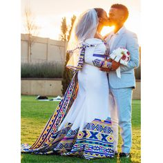 South African Wedding Magazine featuring helpful articles and weddings to help you plan a gorgeous wedding with a flavour of culture South African Wedding Dress, African Bridal Dress, African Wedding Theme, African Wedding Attire, African Prom Dresses, South African Weddings, Nigerian Weddings, African Attire, African Dress