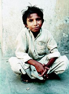 Iqbal Masih-Killed at age 12 for fighting child slavery