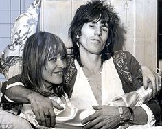 The girl who nearly broke up the Stones: Keith Richards' gofer recalls a riotous life on the road