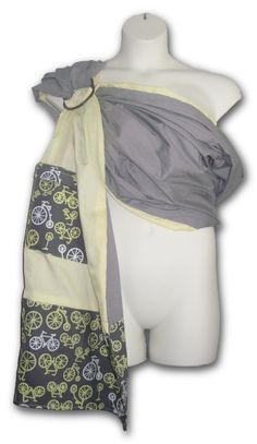 Super cute ring sling for carrying baby at punkylovebaby.webs.com.