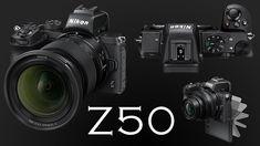 Alege Mirrorless – Nikon Z50 Kit 16-50mm VR Nikon, Binoculars, Kit, Selfie, Selfies