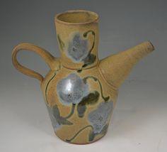 Stoneware Pitcher by AmyMansonPottery on Etsy