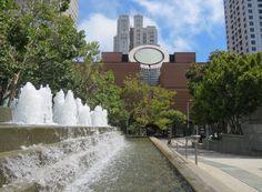 San Francisco Museum of Modern Arts (SFMOMA) - Architecte: Mario Botta