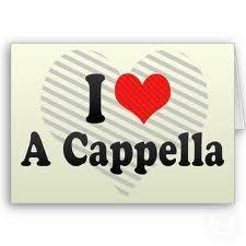 ACAPPELLA LOVE!!