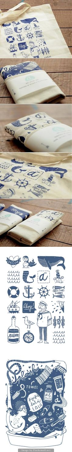 #packaging #design #illustration