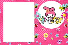 my-melody-free-printable-kit-011.jpg (1600×1068)