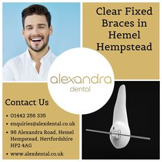 Confused with braces selections? If you are unhappy with your metal braces, then clear fixed braces are a fantastic alternative. Alexandra Dental Practice offers a range of clear fixed braces in Hemel Hempstead to straightening your teeth discreetly. Hemel Hempstead, Confused, Dental, Teeth, Alternative, Range, Marketing, Cookers