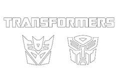 Vector logo download free: Transformers Classic Logo Vector
