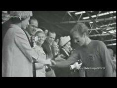 Fußball WM 1966: Das Endspiel- England-Deutschland 4:2- mit dem legendären dritten Tor, das keins war