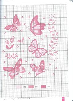 Thrilling Designing Your Own Cross Stitch Embroidery Patterns Ideas. Exhilarating Designing Your Own Cross Stitch Embroidery Patterns Ideas. Butterfly Cross Stitch, Mini Cross Stitch, Cross Stitch Animals, Cross Stitch Flowers, Funny Cross Stitch Patterns, Cross Stitch Charts, Cross Stitch Designs, Cross Stitching, Cross Stitch Embroidery