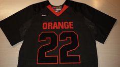 Nike Oklahoma State Cowboys Jersey Mens Large #22 NCAA #Nike #Jerseys