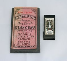 Matchless Needle Packaging