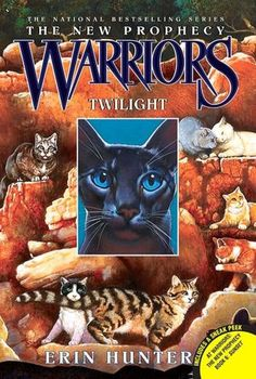 Start reading Warriors: The New Prophecy Twilight, a Warrior cats book by Erin Hunter. Used Books, My Books, Warriors Erin Hunter, Cat Medicine, Warrior Cats Books, Cat Garden, This Is A Book, I Love Reading, Cat Gif
