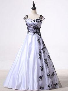 Alternative Wedding Dress - Fatima -Front